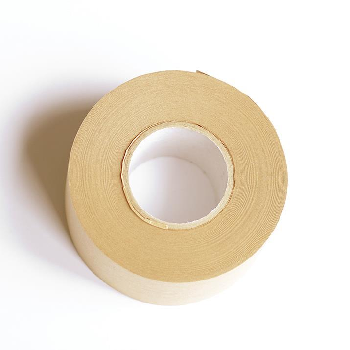 Kitchen Essentials - Zero Waste Club - Kraft Paper Based & Recyclable Plastic Free Tape (50m)