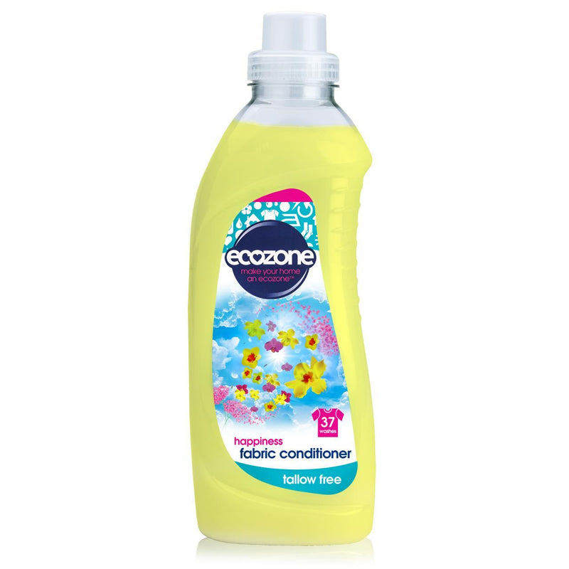 Laundry - Ecozone - Fabric Conditioner - Happiness (1L)