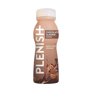 Milks - Plenish Organic - Chocolate Almond Shake (250ml)
