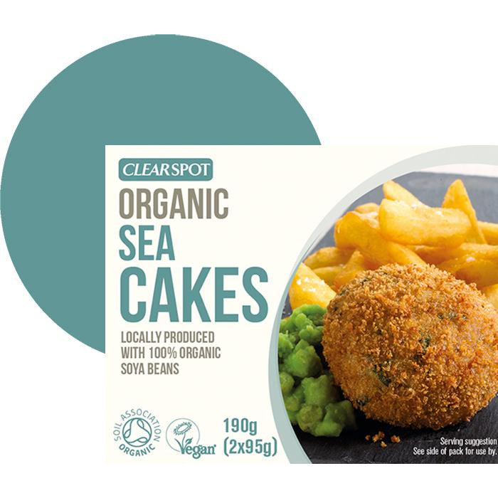 Other Alternatives - Clearspot Organic Sea Cakes (190g)