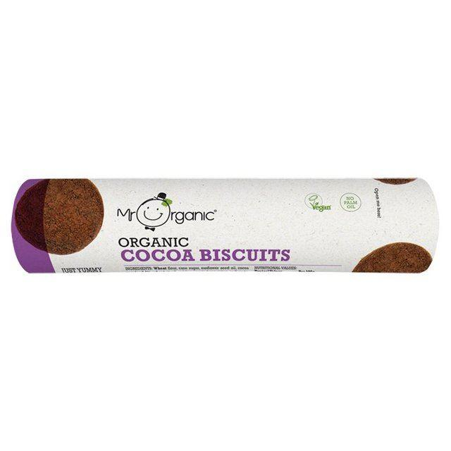 Other Snacks - Mr Organic - Cocoa Biscuits (250g)