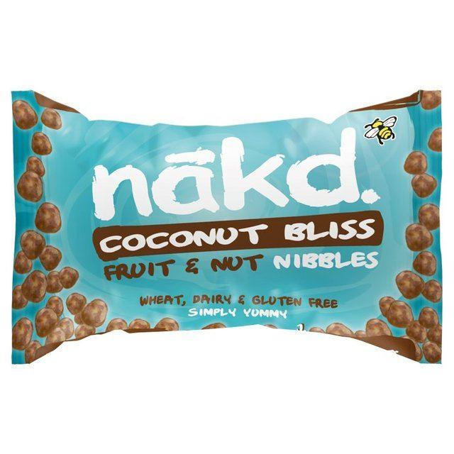 Other Snacks - Nakd - Nibbles - Coconut Bliss (40g)