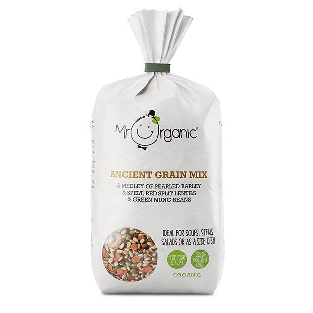 Pasta, Rice & Wholefoods - Mr Organic - Ancient Grain Mix (500g)