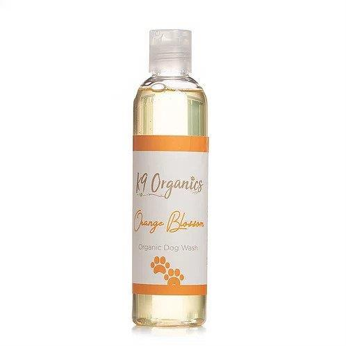 Pets Accessories - K9 Organics - Orange Blossom Dog Shampoo (250ml)