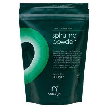 Powders - Naturya Blends Organic Spirulina Powder