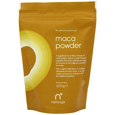 Powders - Naturya Organic Maca Powder