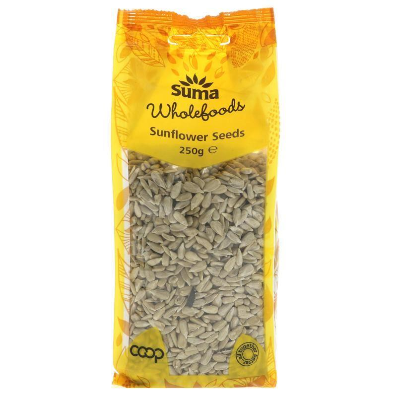 Seeds - Suma - Sunflower Seeds (250g)