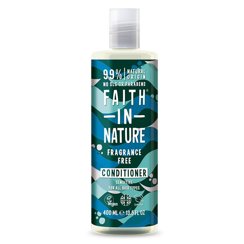 Shampoos & Conditioners - Faith In Nature Fragrance Free Conditioner