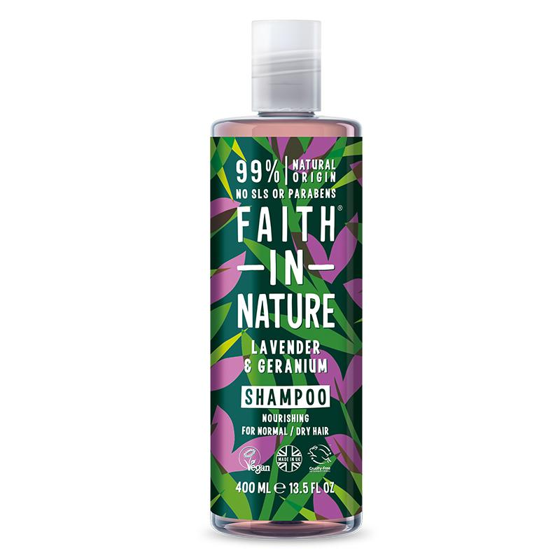 Shampoos & Conditioners - Faith In Nature Lavender & Geranium Shampoo