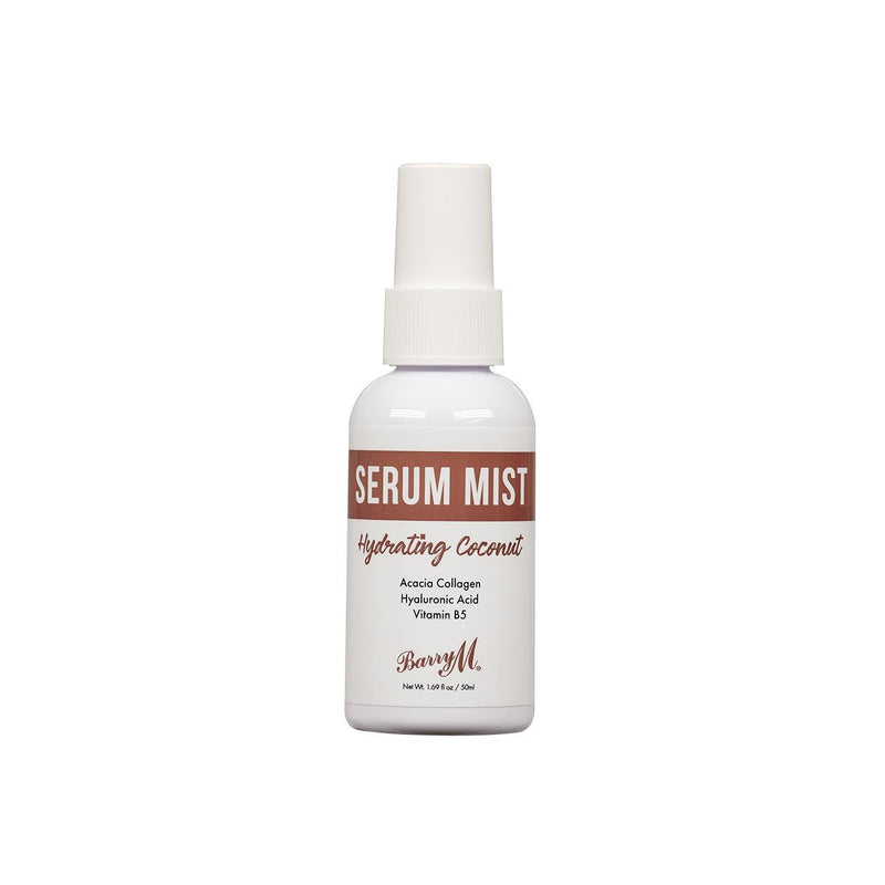 Skin Care - Face - Barry M - Face Serum Mist - Hydrating Coconut