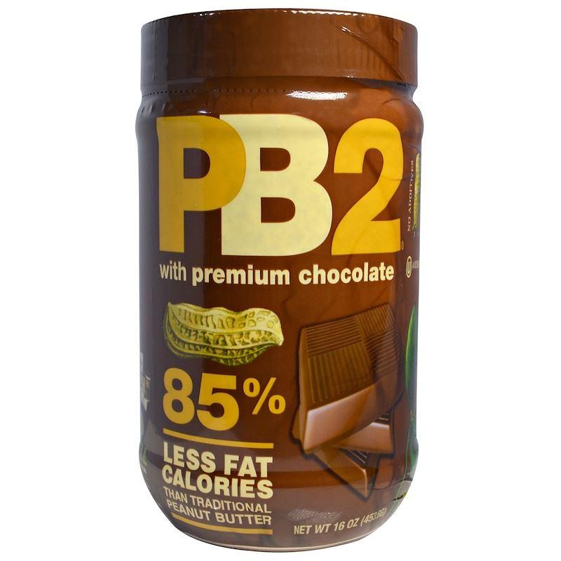 Sports Supplements - Bell Plantation - PB2 Chocolate Peanut Butter (453g)