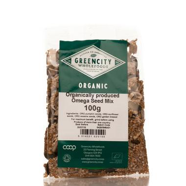 Superfoods - Green City - Organic Omega Seed Mix (100g)