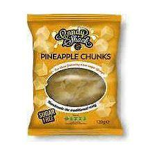 Sweets - Candyshack - Sugar Free Pineapple Chunks (120g)