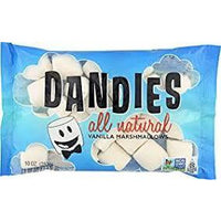 Sweets - Dandies All Natural Vanilla Marshmallows (283g)