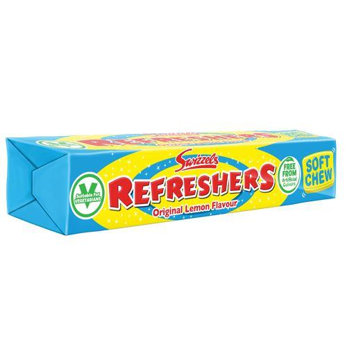 Sweets - Swizzels - Original Lemon Refreshers Stickpack (36g)