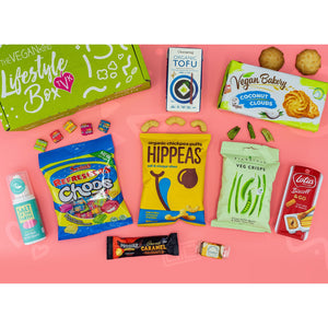 Sale! May Lifestyle Box - contains Biscoff and Go!