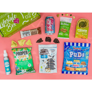 SALE! July Lifestyle Box - our latest box!