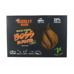 Vegan Meats - Moodley Manor Boss Burgers (180g)