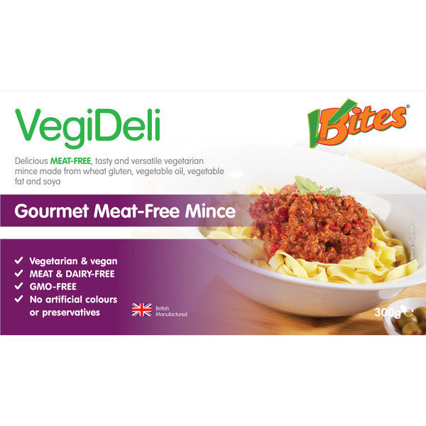 Vegan Meats - VBites Cheatin' Gourmet Meat-Free Mince (300g)