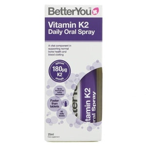 Vitamins - Better You - Vitamin K2 Oral Spray (25ml)