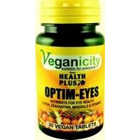 Vitamins - Veganicity - Optim-Eyes
