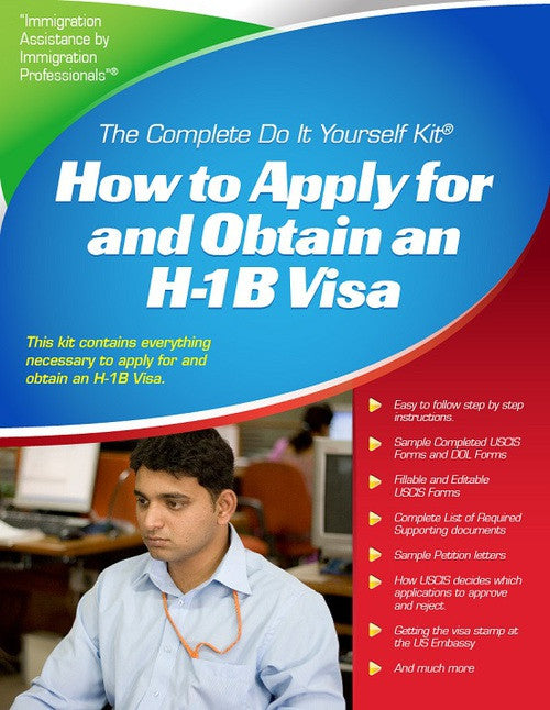 H 1b visa complete do it yourself kit download version h 1b visa complete do it yourself kit download version solutioingenieria Choice Image
