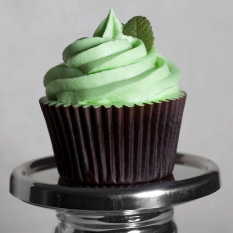 Chocolate Mint Cupcakes