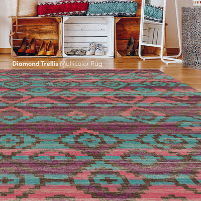 5 Rugs That Will Complement a Bohemian-Style Home Image