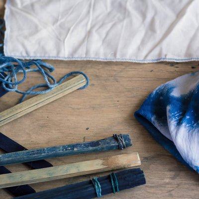 The Art of Shibori with Head of Design, Zane Image