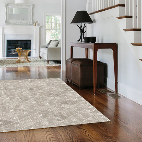 Try Our Cultural And Wordly Machine Washable Area Rugs