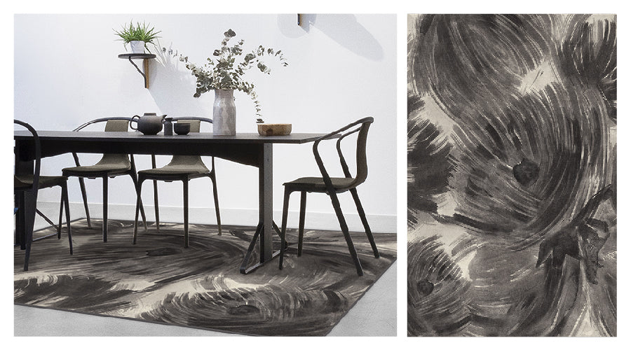 Aster Charcoal