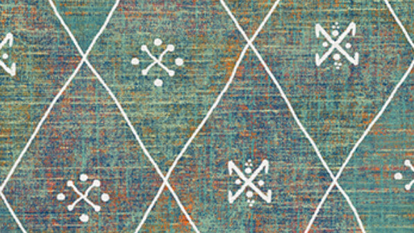 Multicolor Rugs Banner