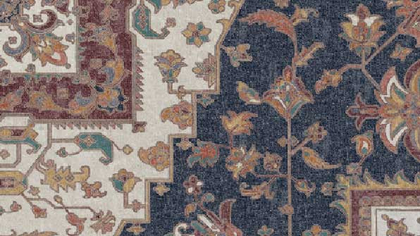 Persian Collection Washable Rugs