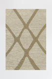 Machine Washable 2.5'x7' Amalia Natural Rug Rug