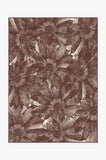 Machine Washable 5'x7' Aprilios Cordovan Rug Rug