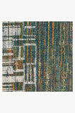 Machine Washable 5'x7' Beni Polychrome Rug Rug