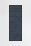 Machine Washable 2.5'x7' Diamond Dalia Slate Blue Rug Rug
