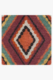 Machine Washable 5'x7' Esra Polychrome Rug Rug