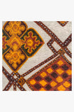 Machine Washable 5'x7' Farah Autumn Rug Rug