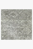 Machine Washable 2.5'x7' Gabbeh Grey Rug Rug