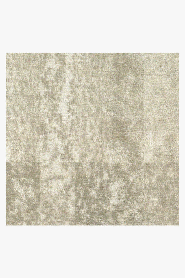 Machine Washable 5'x7' Granite Ombre Natural Rug