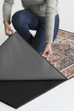 Machine Washable 3'x5' Hendesi Heriz Garnet Rug Rug