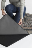Machine Washable 3'x5' Lunja Lava Rock Rug Rug