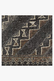 Machine Washable 5'x7' Lunja Lava Rock Rug Rug