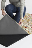 Machine Washable 5'x7' Marie Natural Rug Rug