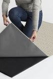 Machine Washable 5'x7' Modern Deco Neutral Rug Rug