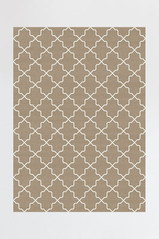 Moroccan Tile Taupe