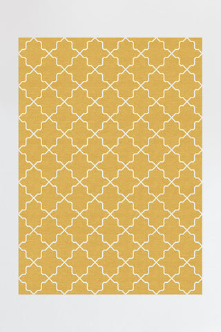 Transitional Damask Gold