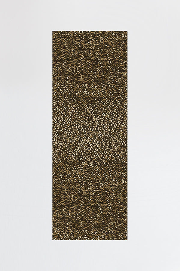 Machine Washable 2.5'x7' Shagreen Natural Rug