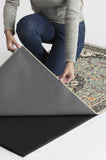 Machine Washable 2.5'x7' Sima Sage Rug Rug